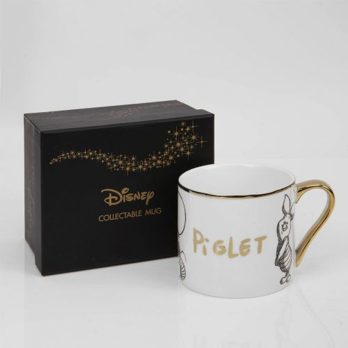 Disney Piglet Bone China Collectable Mug in Gift Box - PIGLET